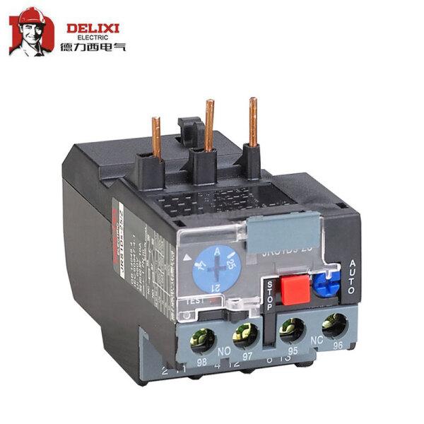 德力西电气 热过载继电器;JRS1Ds-25/Z 2.5-4.0A