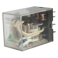 德力西电气 小型继电器;CDZ9-54PL (带灯)AC220V