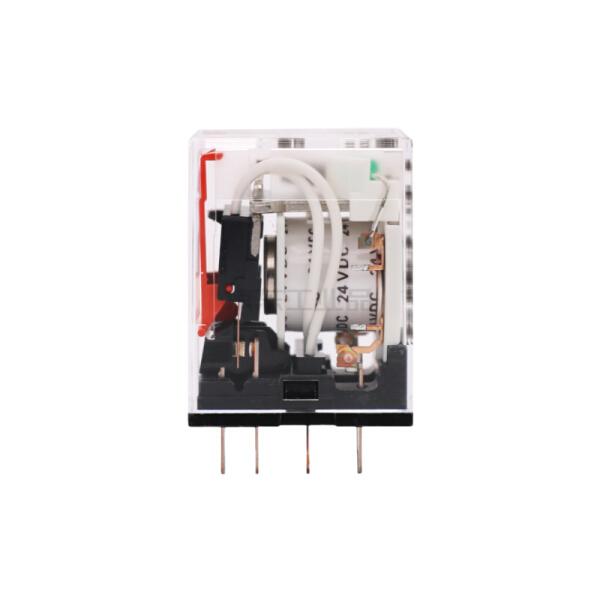 欧姆龙 微型功率继电器,10个/盒,50盒/箱;MY4N-GS DC24 BY OMZ/C