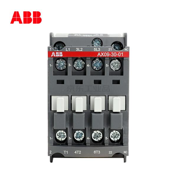 ABB 接触器;AX09-30-01-80*220-230V 50Hz/230-240V60Hz
