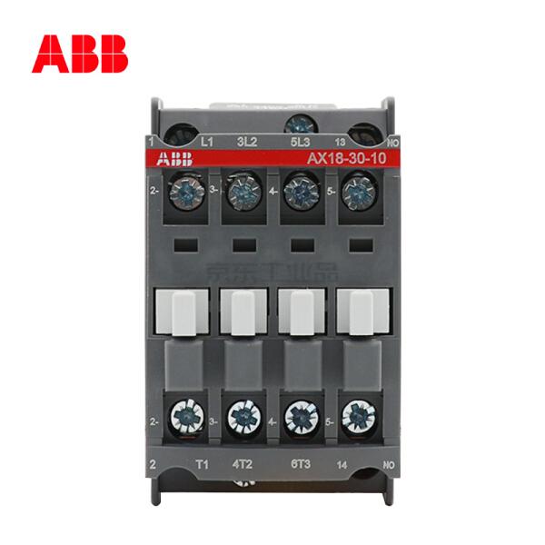 ABB 通用型接触器;AX18-30-10-80*220-230V50Hz/230-240V60Hz