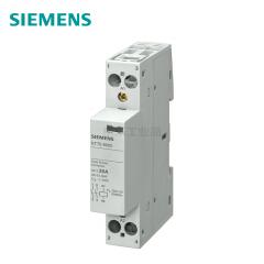 西门子 INSTA接触器带1个常开触点和1个常闭触点,20A,控制电压230VAC;5TT5 20A 1NO+1NC 230AC