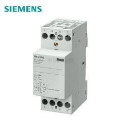 西门子 INSTA接触器带3个常开触点和1NC25A,控制电压230VAC;5TT5 25A 3NO+1NC 230AC