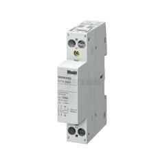 西门子 INSTA接触器带2个常开触点,20A,控制电压230VAC;5TT5 20A 2NO 230AC