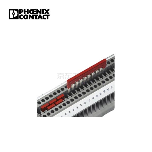 菲尼克斯 组合端子附件,插拔式桥接件,10个/箱;FBS10-5