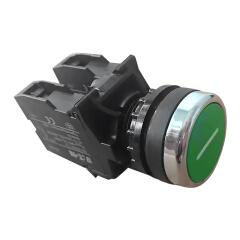 伊顿穆勒 平齐按钮,绿色;A22-RD-11/K10