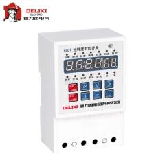 德力西电气 经纬度时控开关,40个/箱;KGL1 AC220V