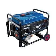 东成 6500w汽油发电机;FF-7500