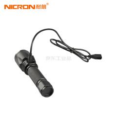 耐朗(NICRON) USB直充高性能强光手电筒;B60