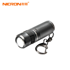 耐朗(NICRON) 迷你USB充电手电筒;B10