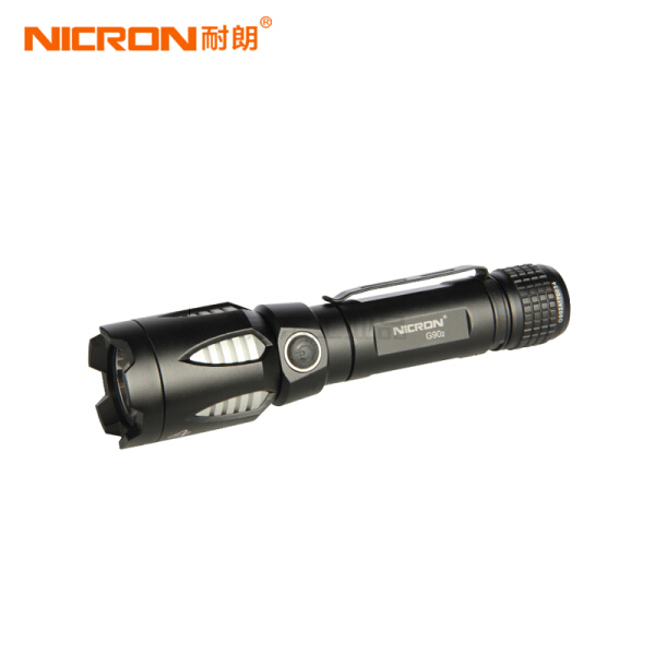 耐朗(NICRON) USB充电宝手电筒;G90