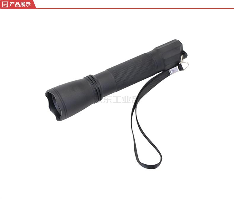 卓安(CNZAM) 多功能防爆强光巡检电筒,3W,白光;ZJW7623
