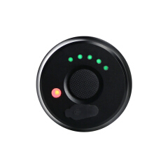深照紫光 手提式强光探照灯,LED,12V,IP66;YJ1205