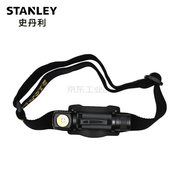 史丹利 超亮LED多用锂电头灯1W;70-768