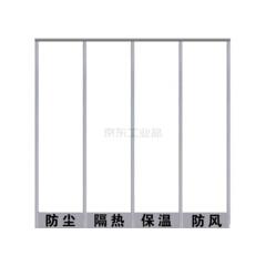 【ZZ】皮门帘 1.57米*2.15米