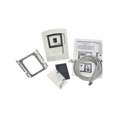 ABB 变频器附件,控制盘安装套件 含一根3米长电缆 可插拔面板的安装支架;OPMP-01