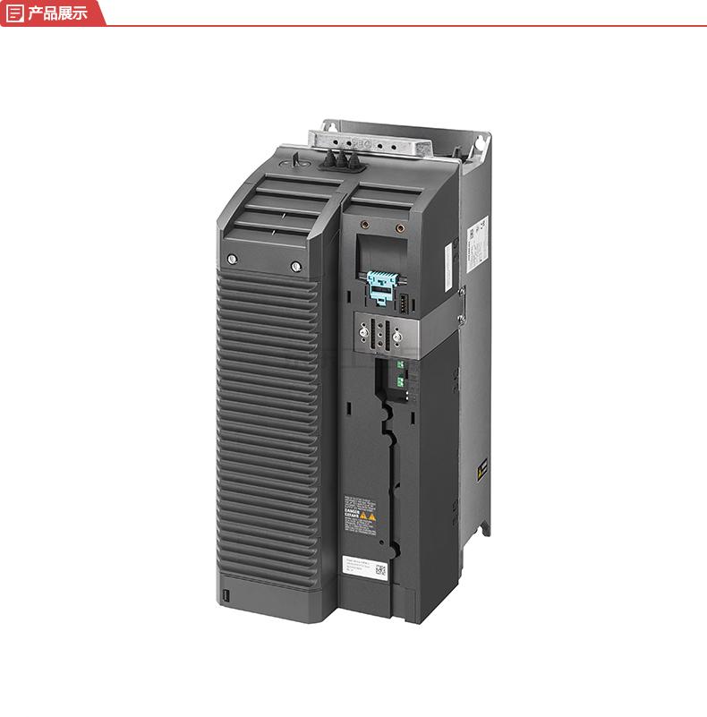 西门子 变频器,功率模块标准型不带内置滤波器 轻载18.5kW/重载15kW AC380-480V;6SL32101PE238UL0