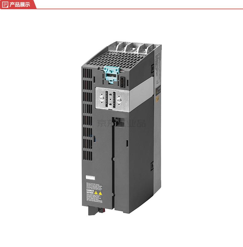 西门子 变频器,功率模块标准型不带内置滤波器 轻载5.5kW/重载4kW AC380-480V;6SL32101PE214UL0