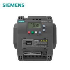 西门子 SINAMICS V20 3AC 380V变频器,无内置滤波器,1台/箱 3kW AC380-480V;6SL3210-5BE23-0UV0