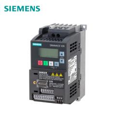 西门子 SINAMICS V20 3AC 380V变频器,无内置滤波器 2.2kW AC380-480V;6SL3210-5BE22-2UV0