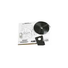 ABB 变频器附件,托架式控制盘安装组件,含一根3米长电缆,一个塑料固定托架;ACS/H-CP-CABINET