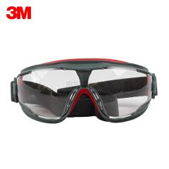 3M 防护眼罩 超强防雾,透明镜片;GA501