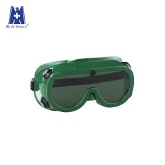 蓝鹰 防尘防冲击防紫外线直接透气护目镜;NP1063