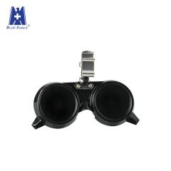 蓝鹰 护目镜 可掀式镜框,气焊冶金观火镜;NP248