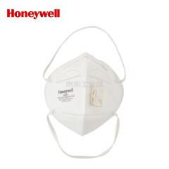 霍尼韦尔(Honeywell) 头戴式口罩带呼吸阀,25片/盒,20盒/箱;H950V 头戴式