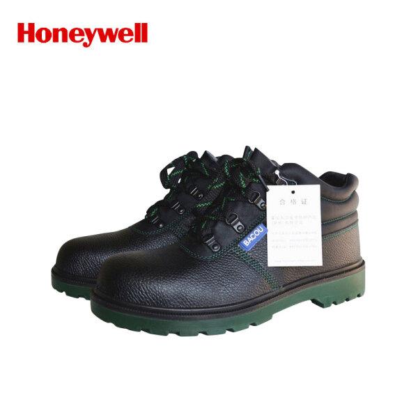 霍尼韦尔(Honeywell) 安全鞋 GLOBE中帮,防静电,防刺穿,保护足趾 37码;BC6240471-37