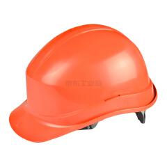 代尔塔 安全帽,PC,绝缘,PE衬插片,ZIRC1OR;102011-橙色(需另配下颚带)