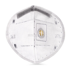 3M 9541V KN95活性炭带阀耳戴式口罩(电商版)  15个/盒;XY003891815