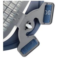 GVS Elipse防尘半面罩+P3防尘过滤器 S/M;SPR299