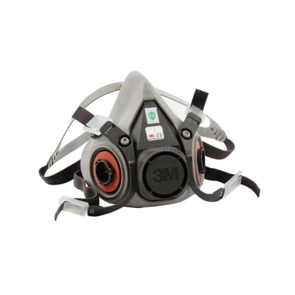 3M 电商版6200系列双罐多种气体 呼吸防护套装;XY003868888