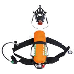 MSA梅思安 AX2100空气呼吸器,6.8L,BTIC气瓶带表;10165420
