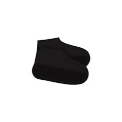KeyRu 防水鞋套 加厚耐磨-S黑色