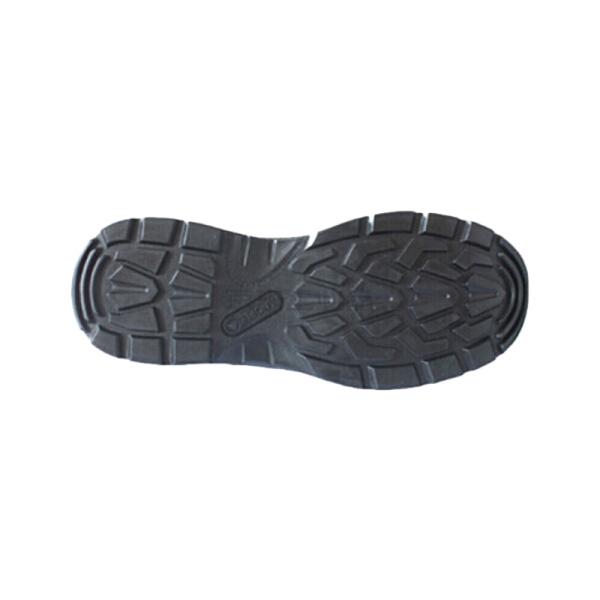 代尔塔 安全鞋 4x4系列S1,防砸防静电耐高温,黑色35码;301901-黑色-35