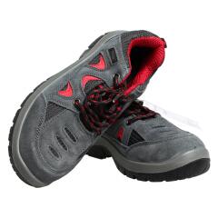 霍尼韦尔(Honeywell) TRIPPER轻便低帮安全鞋,防静电,防刺穿,保护足趾;SP2010512-42 红色款