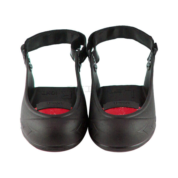 优工(U-work) 访客防砸防滑鞋套M,5双/包;1236-M