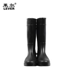 莱尔 防滑雨靴 颜色 黑色 尺码 40码;SC-11-99-40