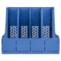 得力(deli) 9846文件框(蓝);9846蓝