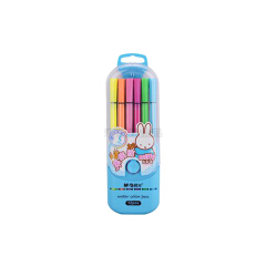 晨光(M&G) 米菲果缤纷12色水彩笔,12色/套;FCP90136