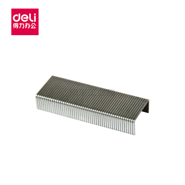 得力(deli) 订书钉0012(1000枚/盒);0012