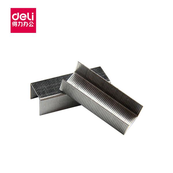 得力(deli) 厚层订书钉23/10(500枚/盒);0015