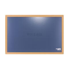 得力(deli) 软木留言板900X600(浅黄色);8764