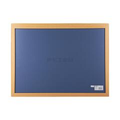 得力(deli) 软木留言板400X300(浅黄色),20块/箱;8761