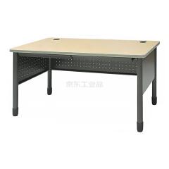 信高(Xingo) 钢制办公桌,W*D*H(mm):1400*700*740;YZ-1470A