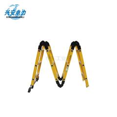 郑兴安 半绝缘六关节梯,扩展长度:4200mm;LHF-640