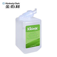 金佰利 舒洁Kleenex 商用无色无味泡沫洗手液1升 6瓶/箱;91565
