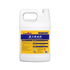 蓝飞 强力除油剂,1加仑,4桶/箱;X041-1